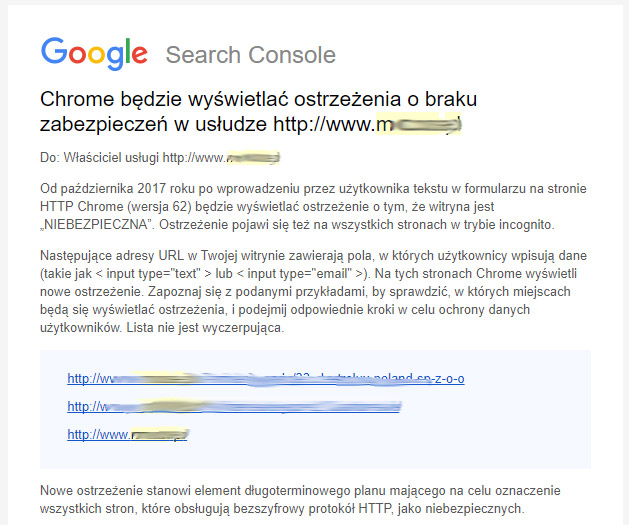 Google-Search-Console_Ostrzeżenia